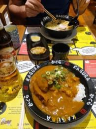 Madrid food Japanese