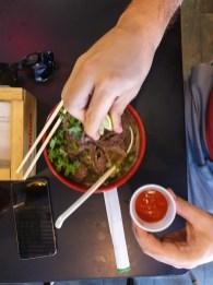 Madrid food Vietnamese