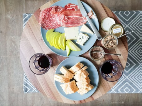 Marseille charcouterie evening