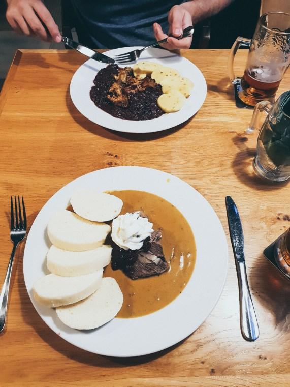 Radegastovna Ostrava food