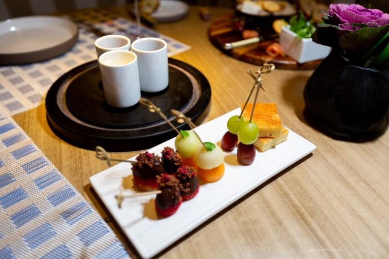 Sofitel Kuala Lumpur Damansara Nizza restaurant dessert