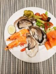 Sofitel Kuala Lumpur Damansara kwee zeen restaurant plate