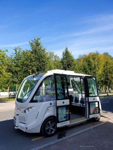 Tallinn City - self driving bus