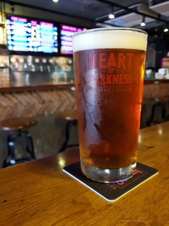 craft beer hcmc heart of darkness