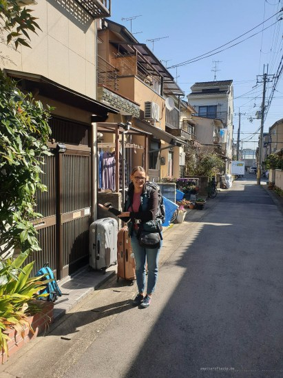 life in Kyoto street house