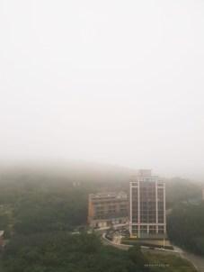 weather in Taipei January fog