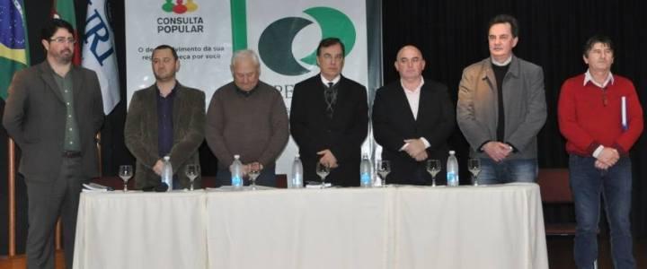 COREDE Norte realiza assembleia geral e entrega do Plano de Desenvolvimento Regional