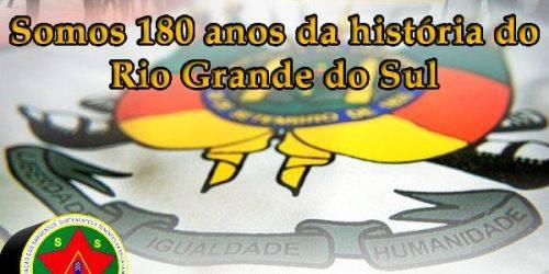 Homenagem dos prefeitos da AMAU aos 180 anos da Brigada Militar