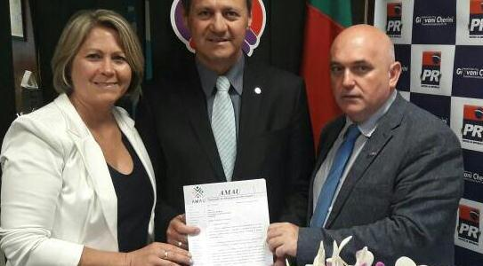 AMAU solicita destinação de Emendas Parlamentares para a região