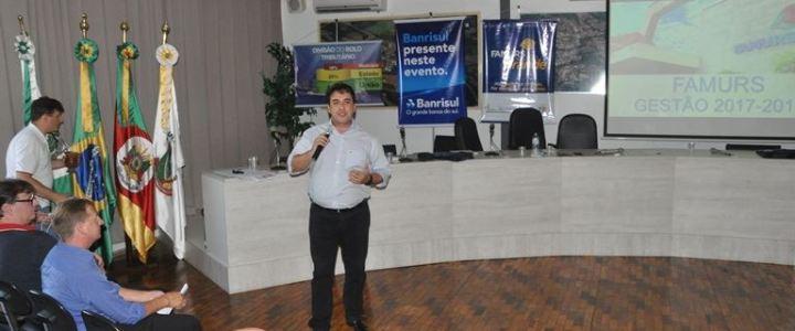 Famurs pelo Rio Grande reúne prefeitos do Alto Uruguai