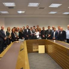 Construção de novo presídio em Erechim foi tema de reunião em Porto Alegre