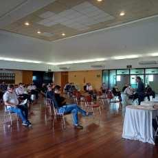 Aurora apresenta projeção de investimentos a prefeitos da AMAU