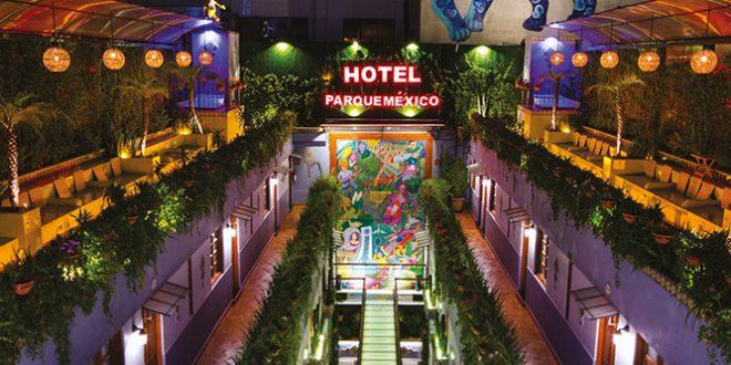 5 Hoteles fuera de lo normal en CDMX - AMA Viajar