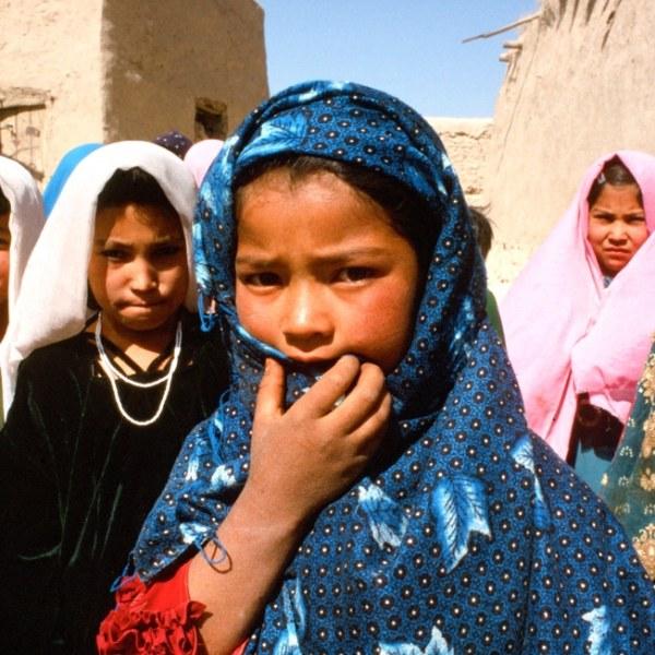 Afghánistán, Jan Rybář