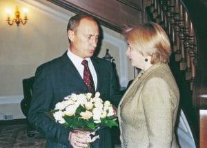 Vladimir Putin, foto Jan Rybář