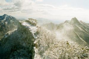 Velká čínská zeď, Jan Rybář, kurz fotografie