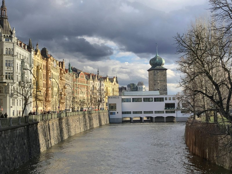 Mánes, Praha