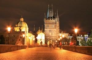 Fotokurz Praha v noci