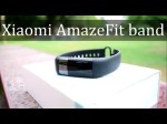 Xiaomi AmazFit Heart Rate Smartband – unboxing & review!