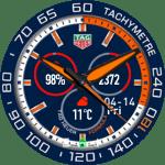 Amazfit Pace Watchface –WFTagHeuer