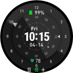 Amazfit Pace Watch Digital Analog DDHB