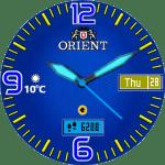 «OrientBlue2GC» by gildo52