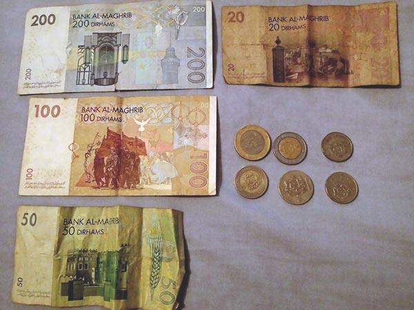 Dinero y Precios en Marruecos