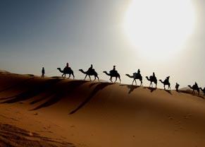 Gran tour Marruecos