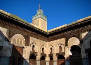 Circuito de Fez a Marrakech