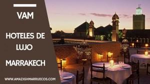 HOTELES DE LUJO EN MARRAKECH LA SULTANA