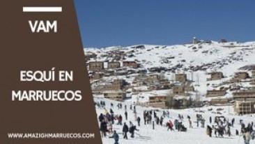 Esquiar en Marrakech