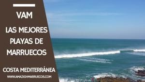 LAS MEJORES PLAYAS DE MARRUECOS COSTA MEDITERRANEA
