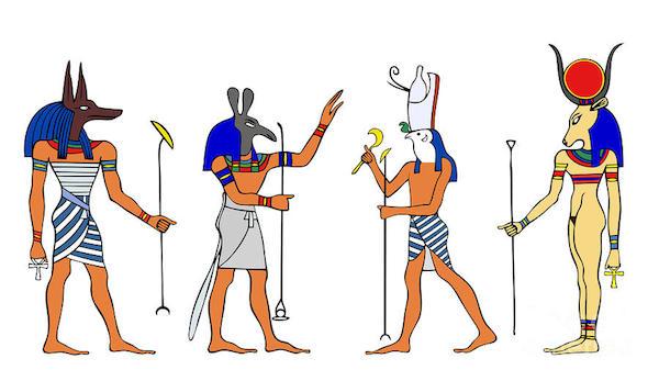 dewa mesir