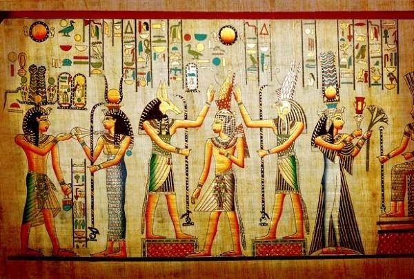 bangsa mesir kuno