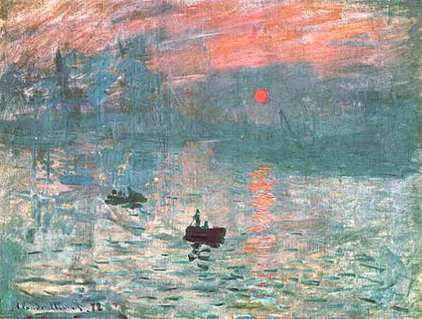 lukisan impresionisme