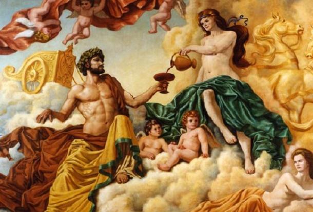 Peran & Kisah Dewa Anggur Bacchus dalam Mitologi Romawi