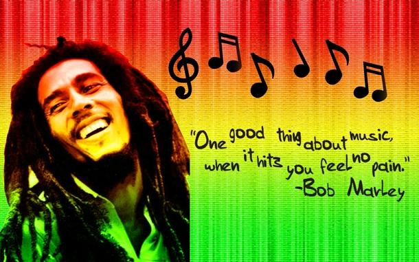 Reggae-Bob Marley