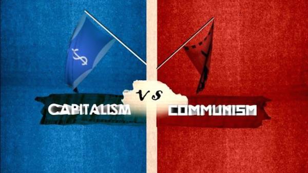 kapitalisme vs komunisme