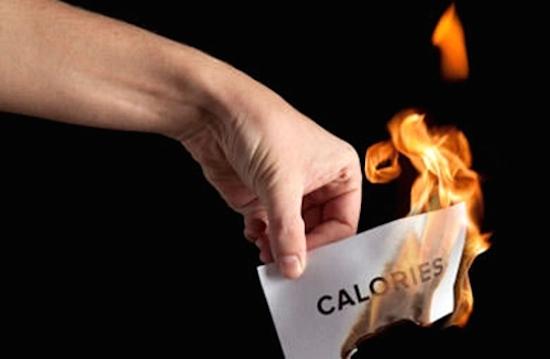 membakar kalori