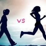 Berlari vs Berjalan untuk Membakar Lemak, Mana Lebih Baik?