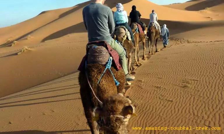 3-day desert trip marrakech
