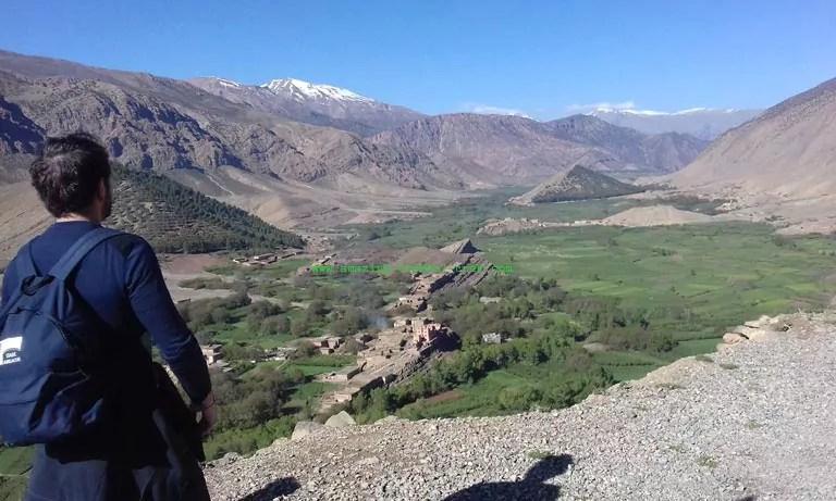 6-day ait bougmez valley trek