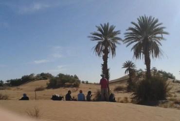 6-day draa valley desert trek