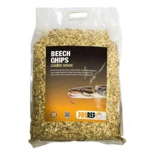 Beech Chips Coarse 25
