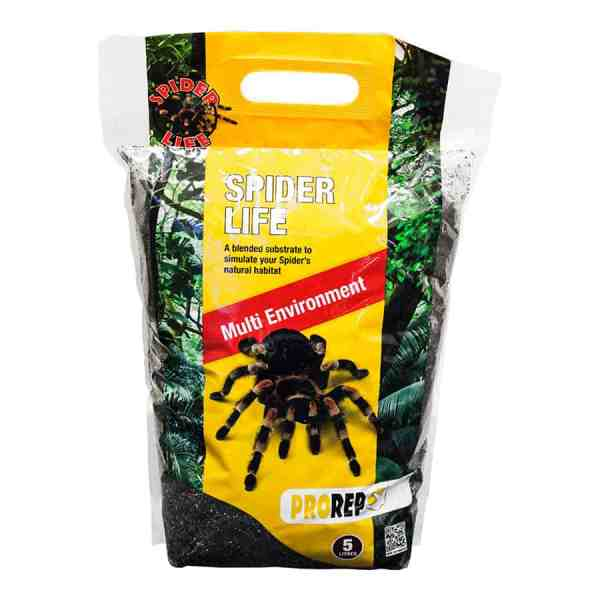 Pro Rep Spider Life Substrate 5 Litre