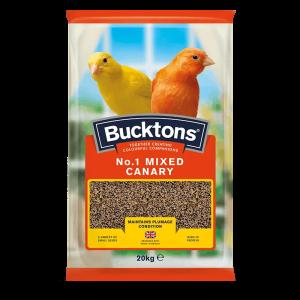 Bucktons No1 Canary Mix