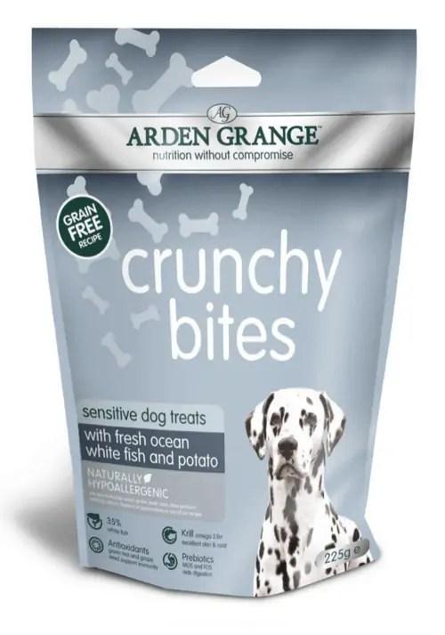 crunchy bites sensitive