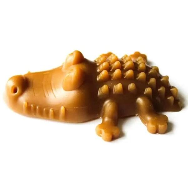 Peanut Butter flavoured Crocodiles