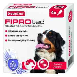 Fiprotec XLarge Dogs 4