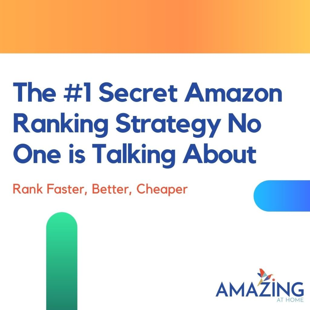 Amazon SEO: How to Rank Your Amazon Product to Page 1 - Amazon Product Ranking Strategy